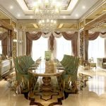 Luxury Dining Room Decoration Ideas 54