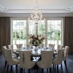 Luxury Dining Room Decoration Ideas 61