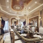 Luxury Dining Room Decoration Ideas 63