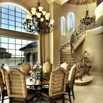 Luxury Dining Room Decoration Ideas 64