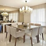 Luxury Dining Room Decoration Ideas 71