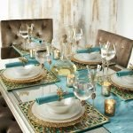 Luxury Dining Room Decoration Ideas 74
