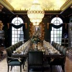 Luxury Dining Room Decoration Ideas 92