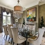 Luxury Dining Room Decoration Ideas 95