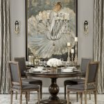 Luxury Dining Room Decoration Ideas 96