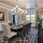 Luxury Dining Room Decoration Ideas 98