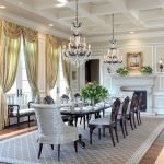 Luxury Dining Room Decoration Ideas 100