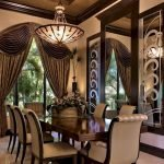 Luxury Dining Room Decoration Ideas 107