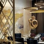Luxury Dining Room Decoration Ideas 116