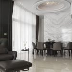 Luxury Dining Room Decoration Ideas 121
