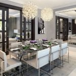 Luxury Dining Room Decoration Ideas 125
