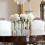 Luxury Dining Room Decoration Ideas 128