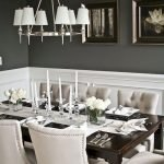Luxury Dining Room Decoration Ideas 131