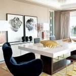 Luxury Dining Room Decoration Ideas 134