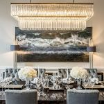 Luxury Dining Room Decoration Ideas 143