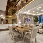 Luxury Dining Room Decoration Ideas 144