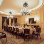 Luxury Dining Room Decoration Ideas 146