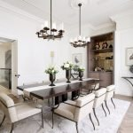 Luxury Dining Room Decoration Ideas 153