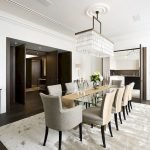 Luxury Dining Room Decoration Ideas 155