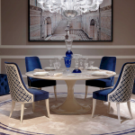 Luxury Dining Room Decoration Ideas 159