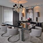Luxury Dining Room Decoration Ideas 160