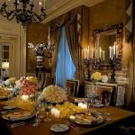 Luxury Dining Room Decoration Ideas 162