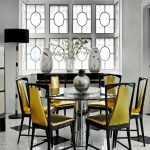 Luxury Dining Room Decoration Ideas 166