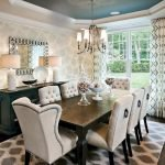 Luxury Dining Room Decoration Ideas 171