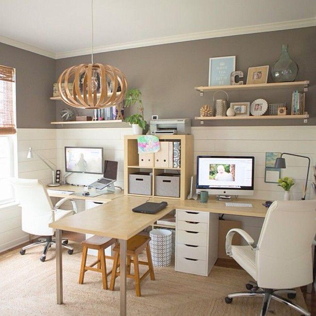 Modern Home Office Design Ideas 001