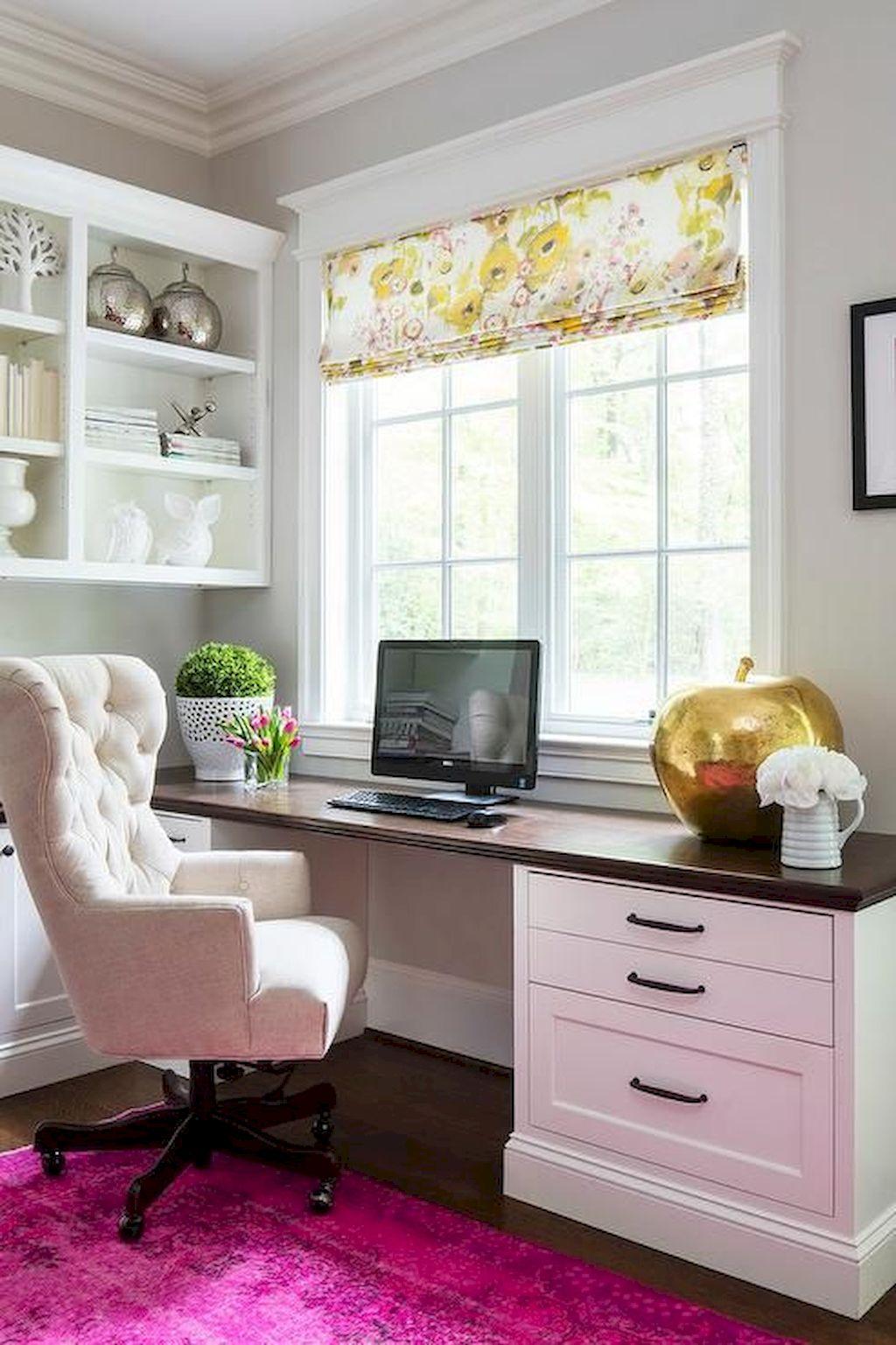 Modern Home Office Design Ideas 002