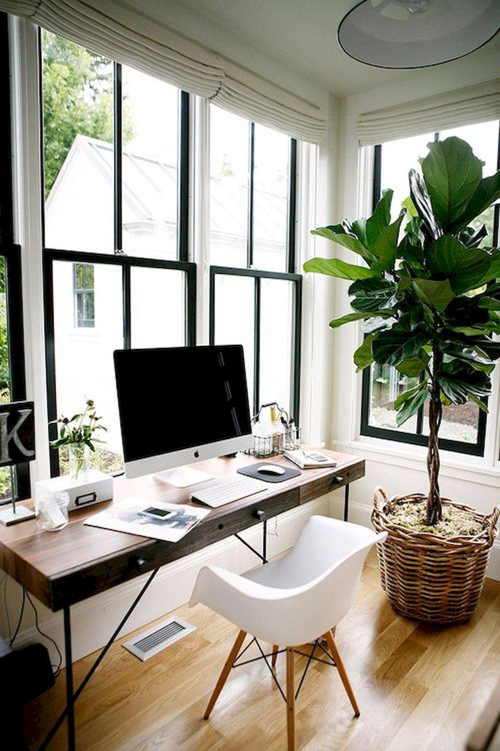 Modern Home Office Design Ideas 003