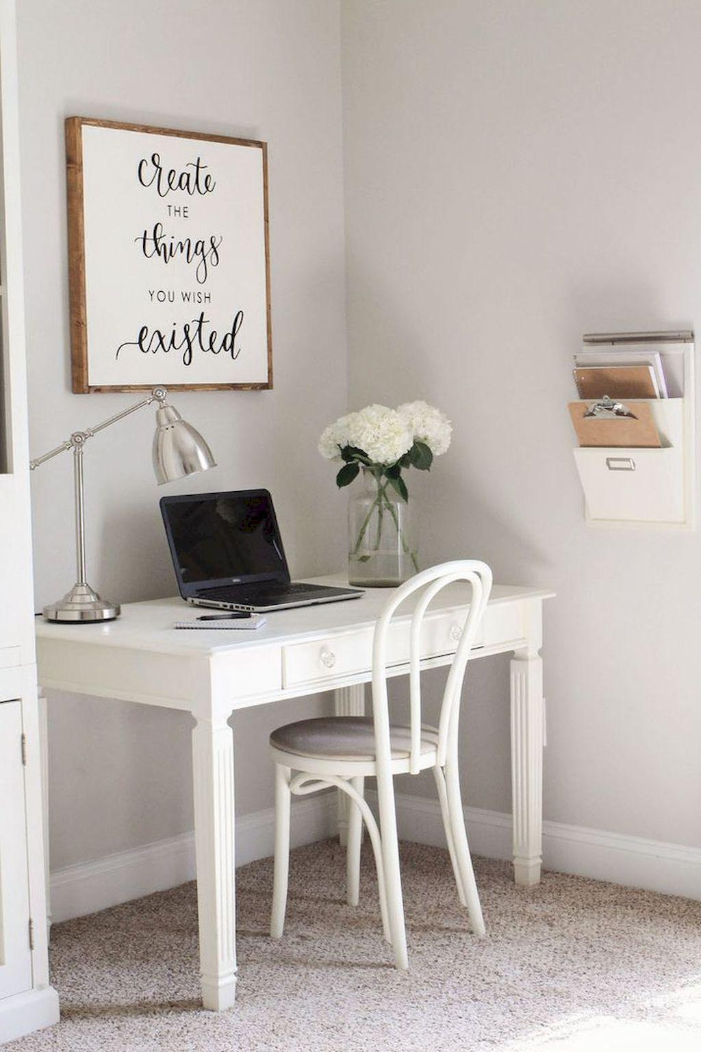 Modern Home Office Design Ideas 009