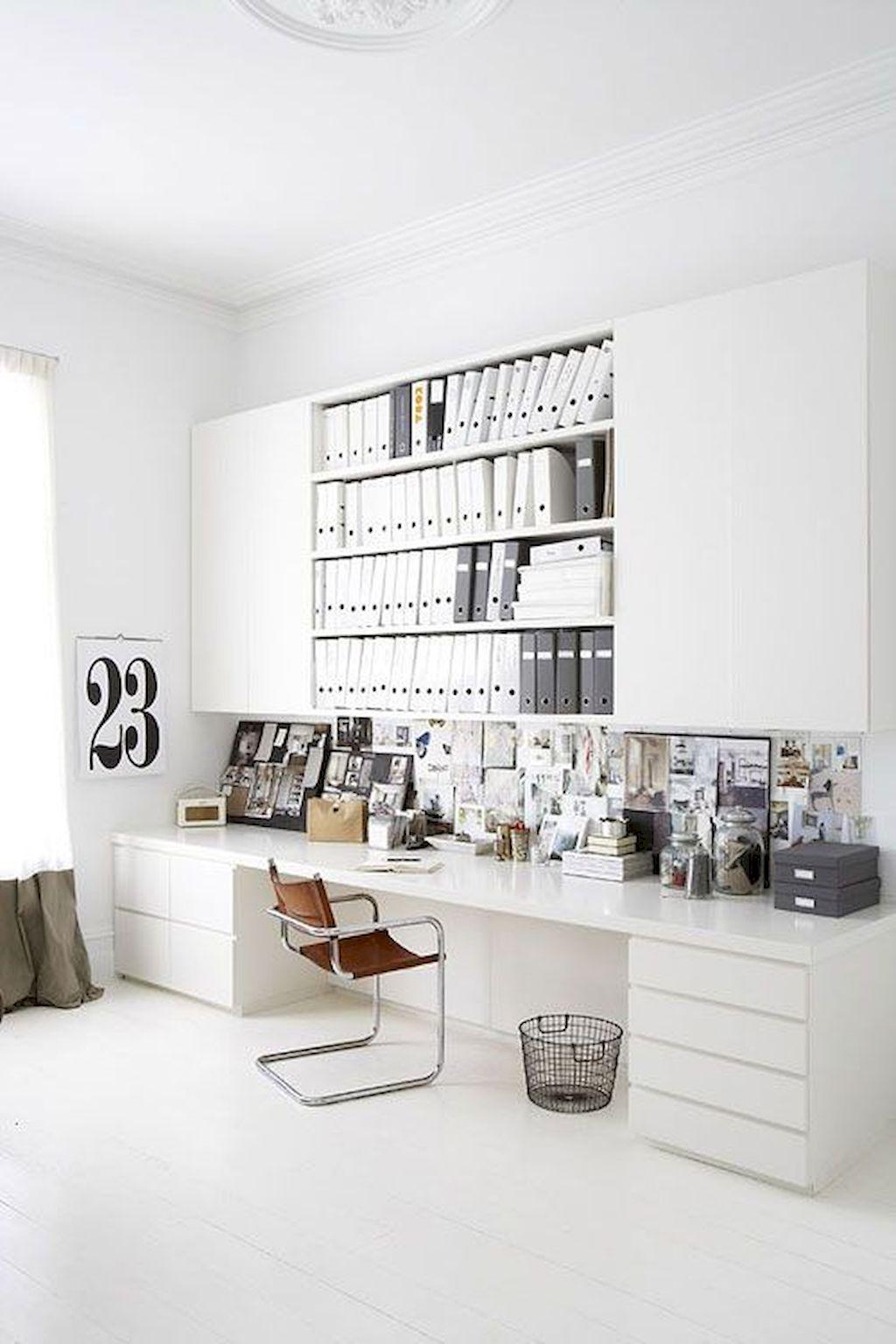 Modern Home Office Design Ideas 017