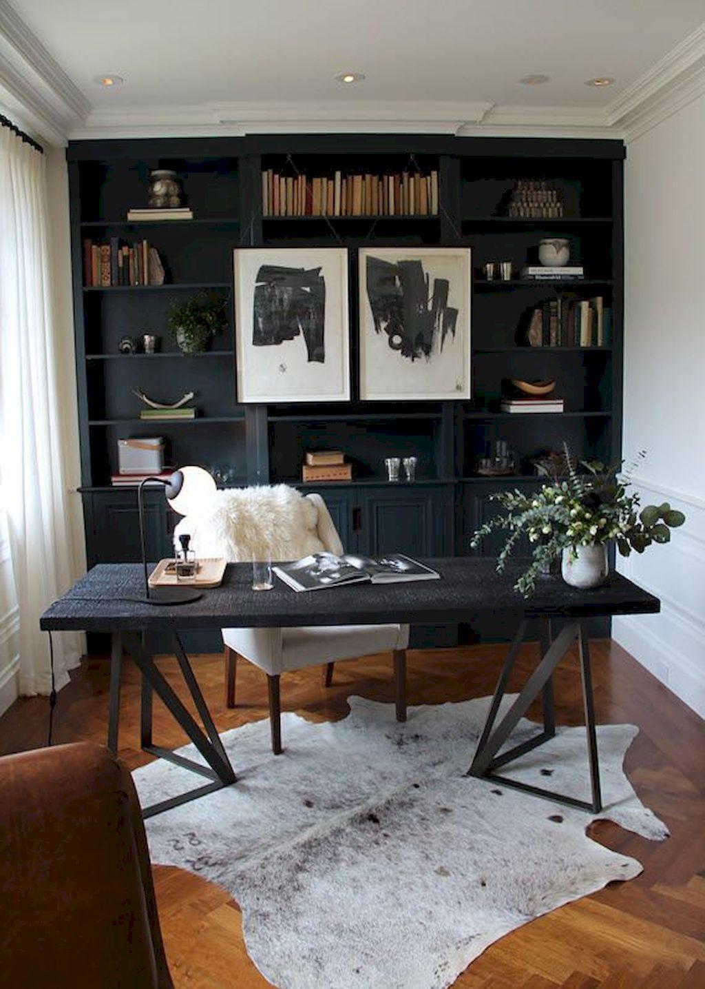 Modern Home Office Design Ideas 018