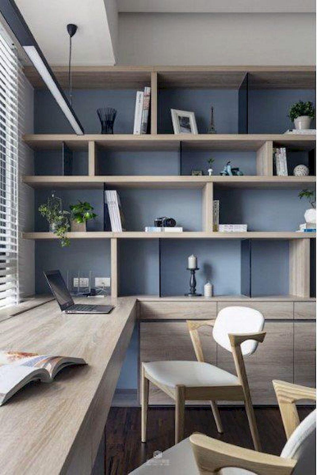 Modern Home Office Design Ideas 021