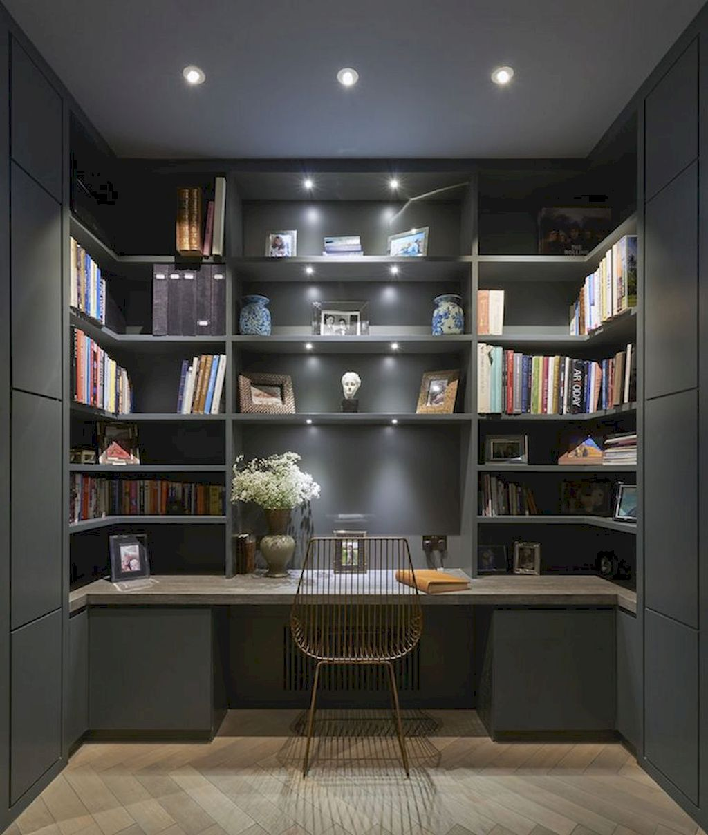 Modern Home Office Design Ideas 022