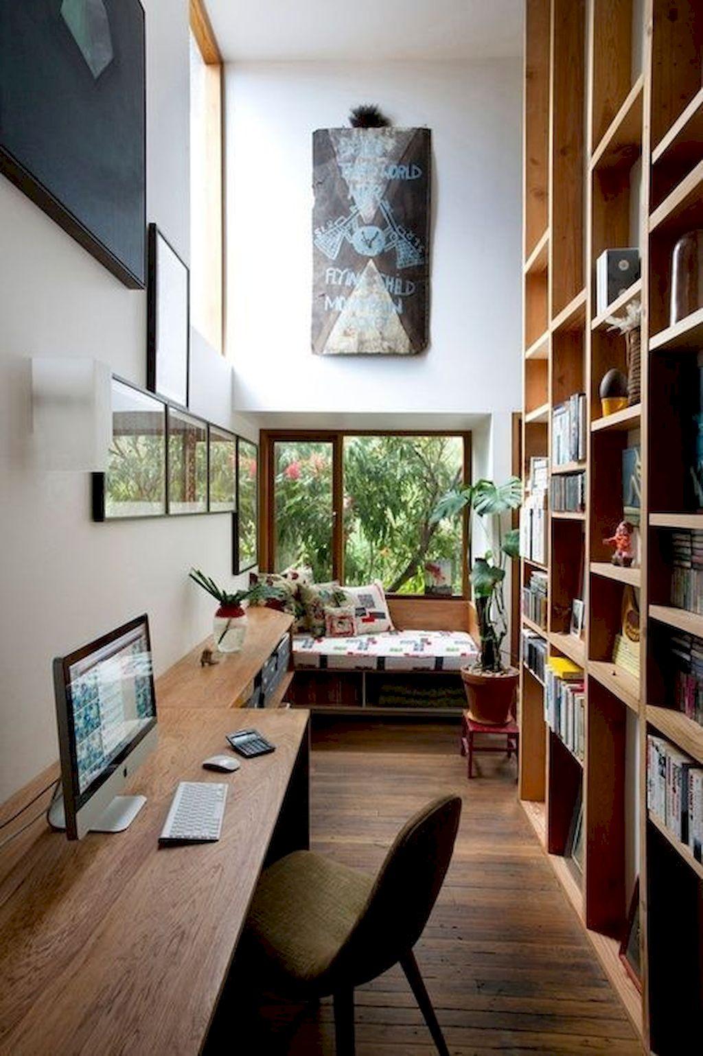 Modern Home Office Design Ideas 030