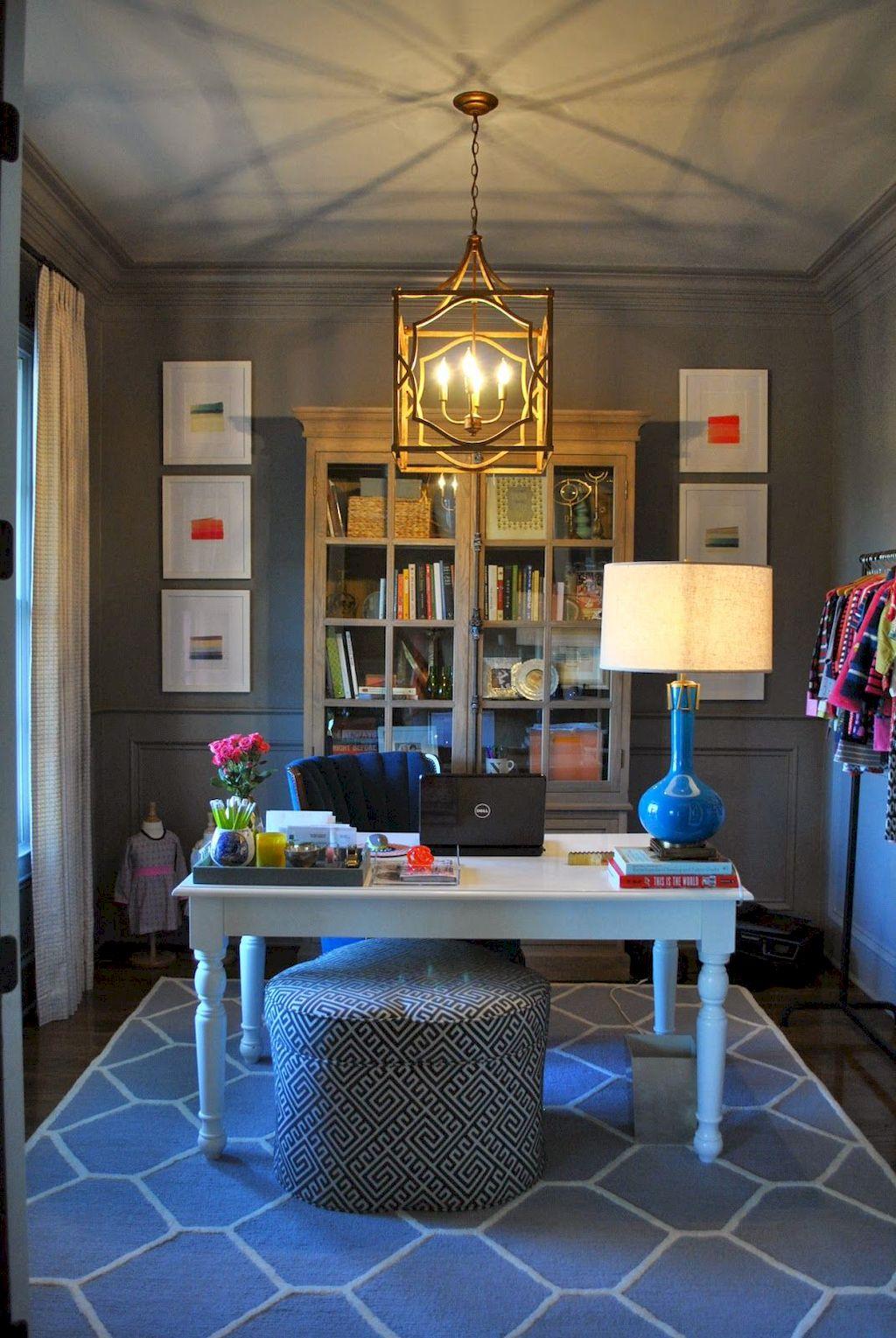 Modern Home Office Design Ideas 031