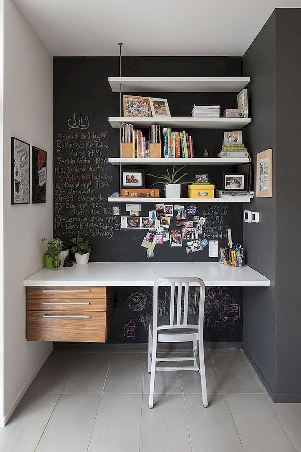 Modern Home Office Design Ideas 033