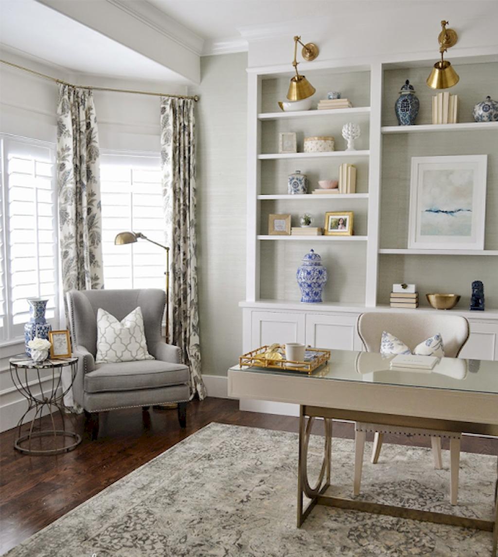 Modern Home Office Design Ideas 035