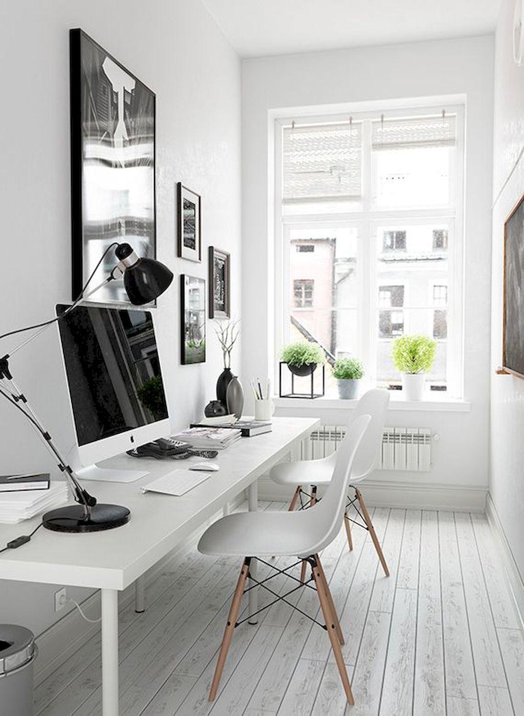 Modern Home Office Design Ideas 037