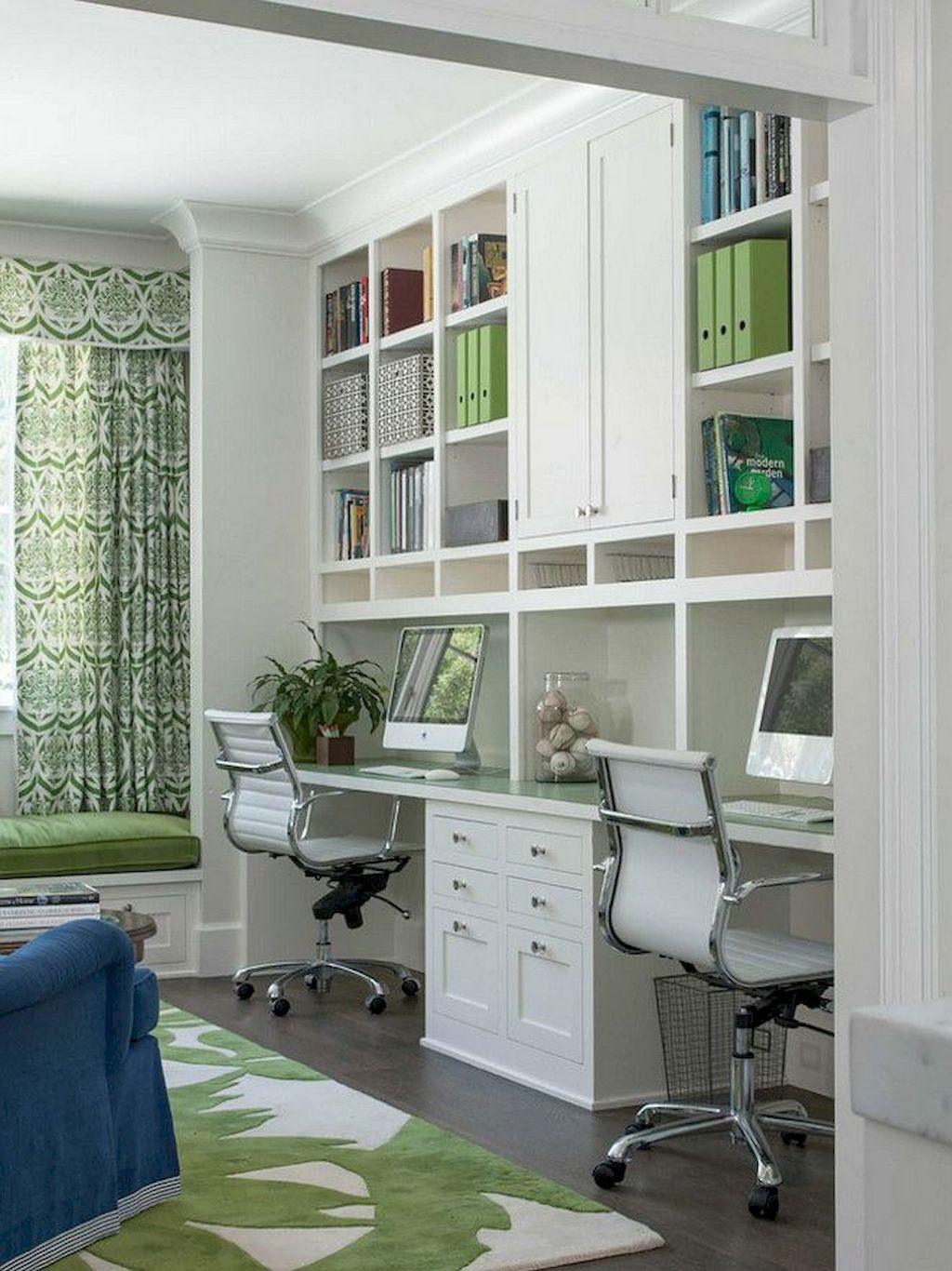 Modern Home Office Design Ideas 039