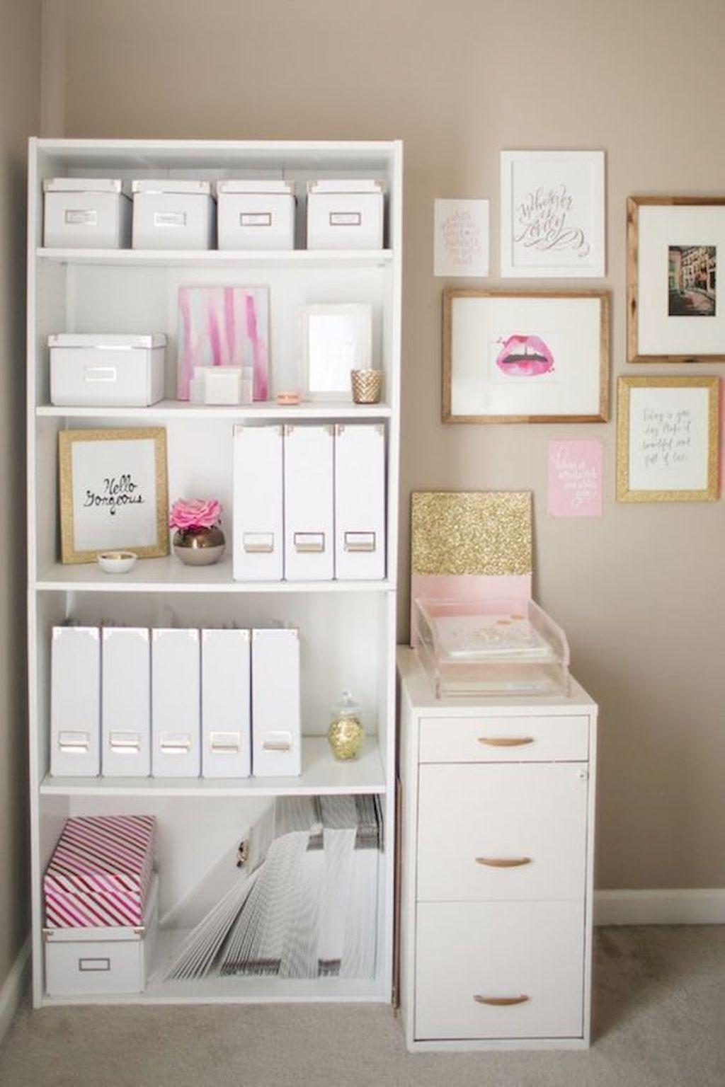 Modern Home Office Design Ideas 045