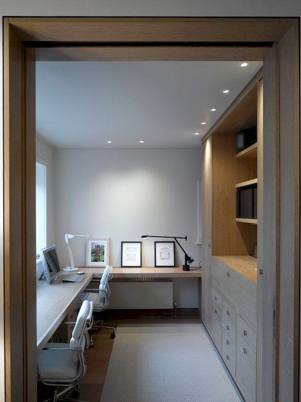 Modern Home Office Design Ideas 046