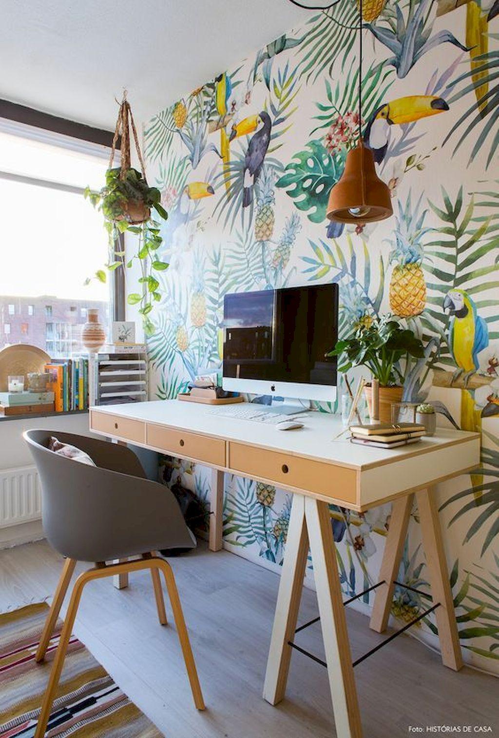 Modern Home Office Design Ideas 047