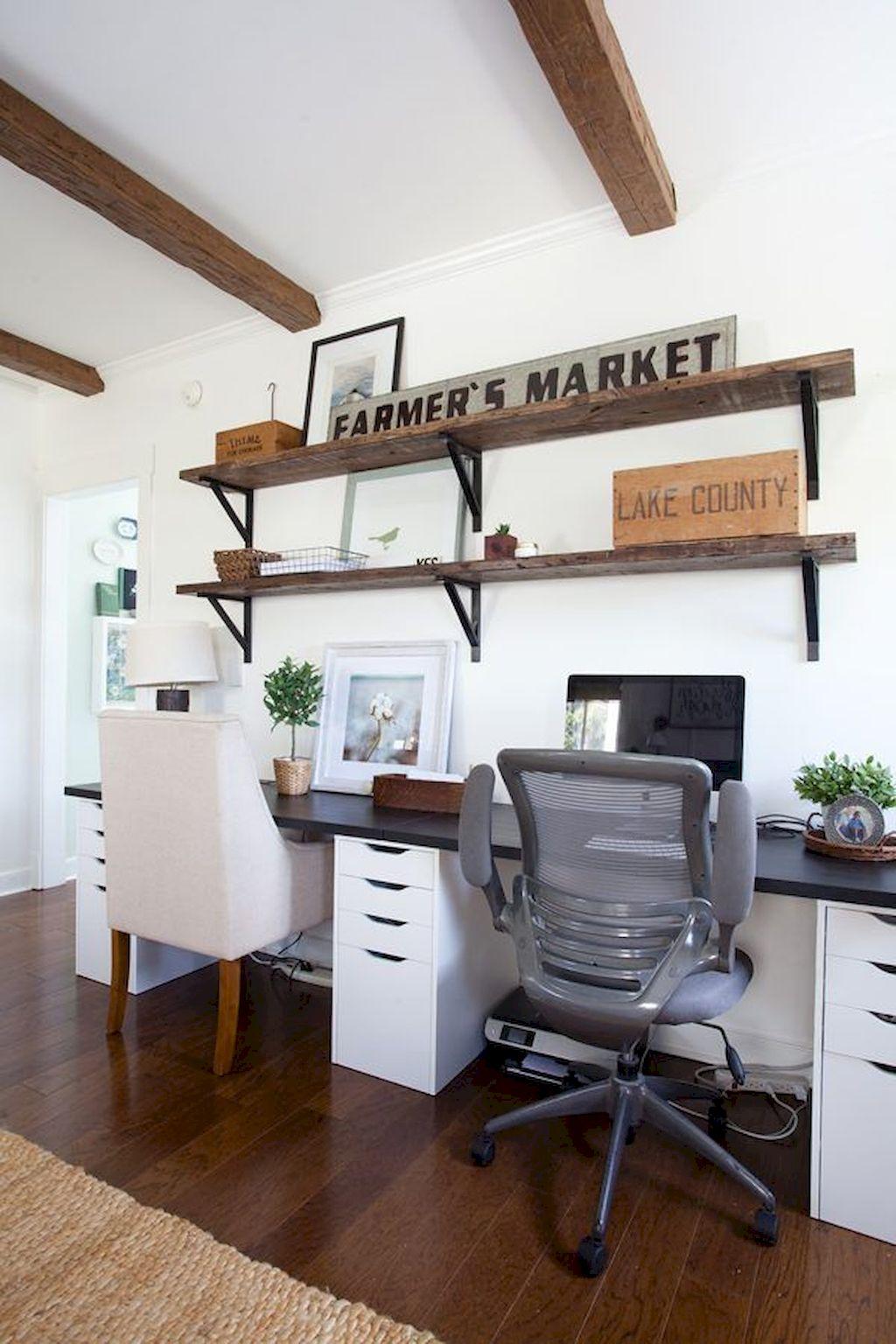Modern Home Office Design Ideas 050