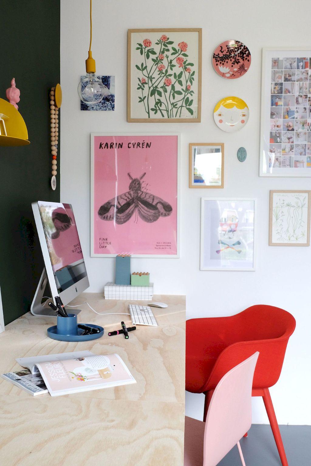 Modern Home Office Design Ideas 051