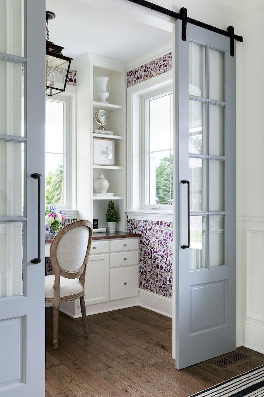 Modern Home Office Design Ideas 059