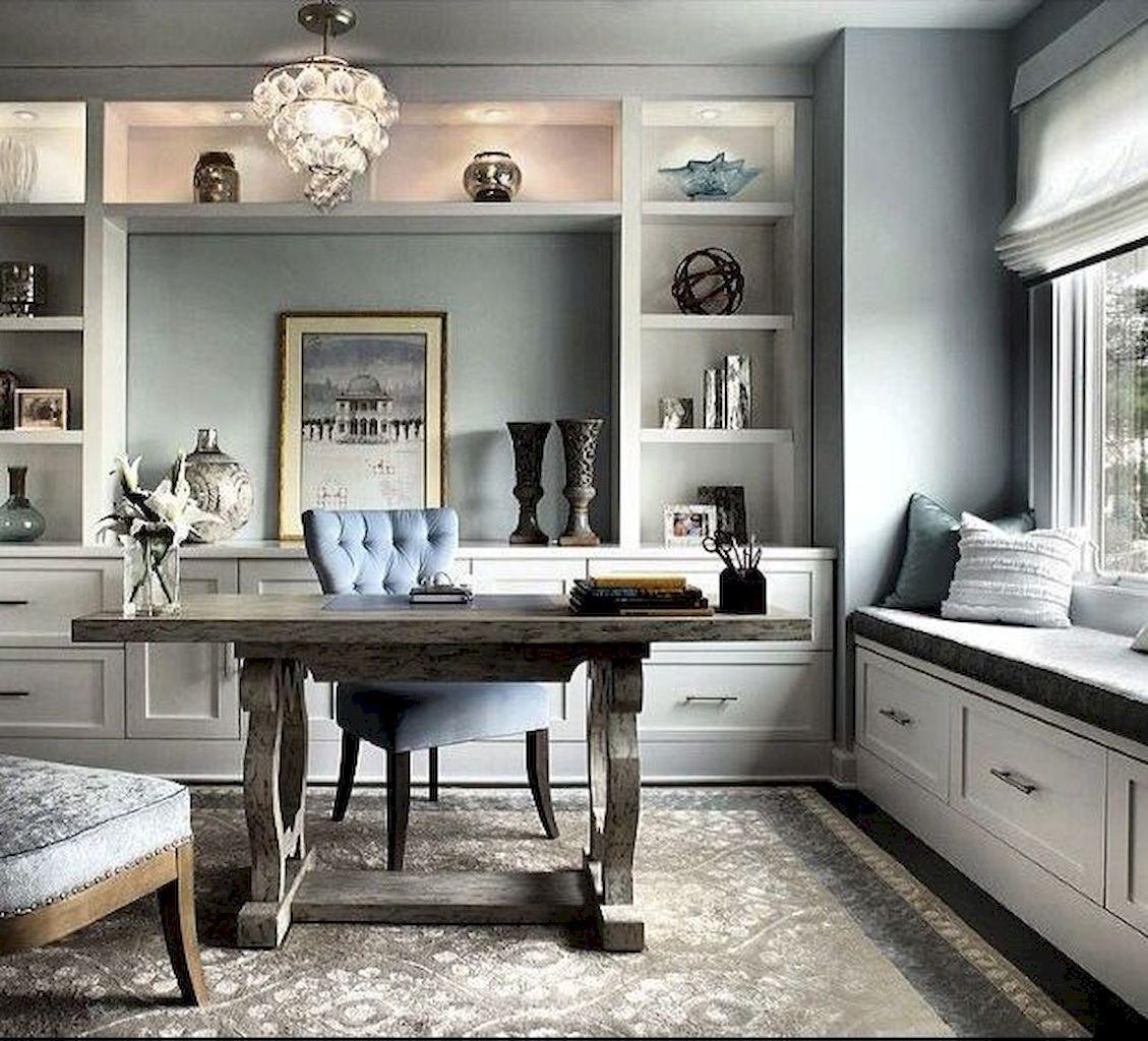 Modern Home Office Design Ideas 078