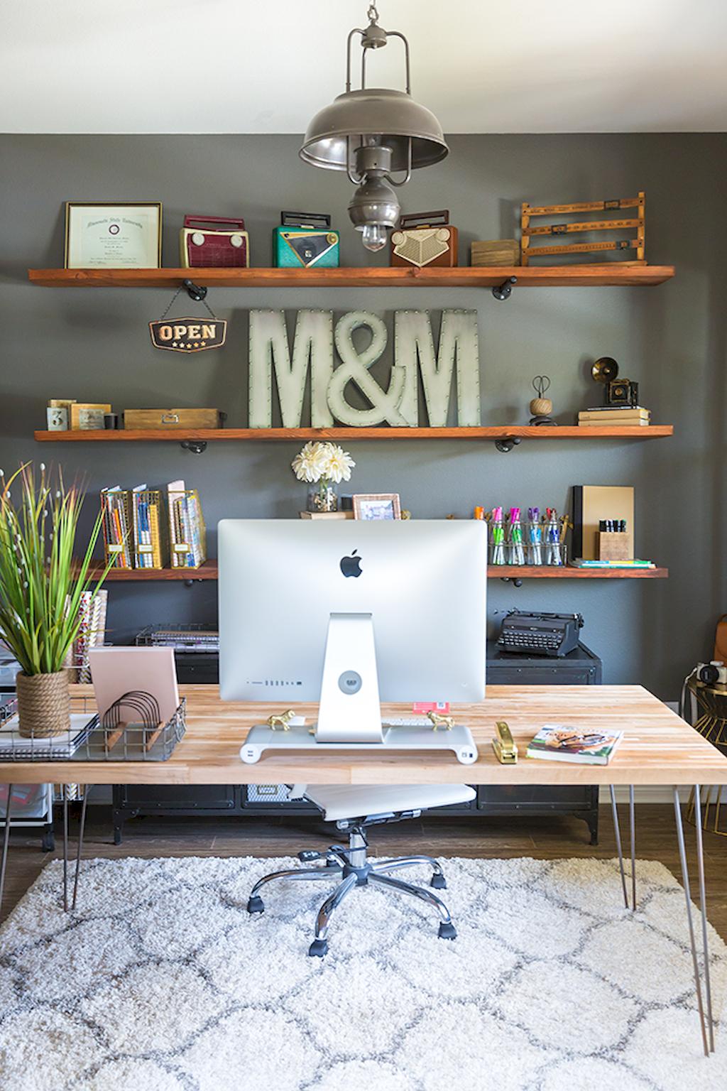 Modern Home Office Design Ideas 089